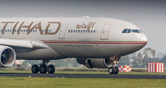 Авиалайнер А380 потерял над Атлантикой обшивку мотора