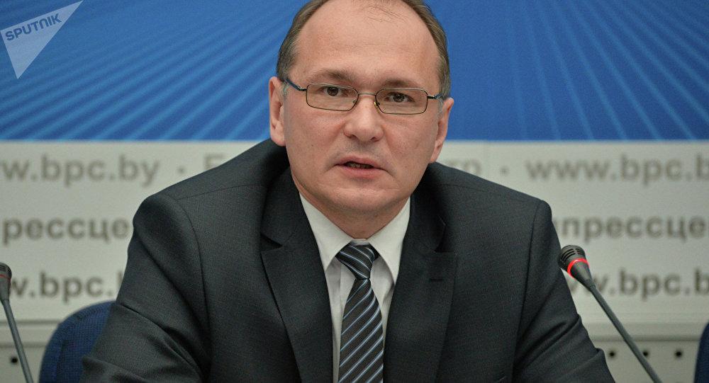 Замминистра труда и социальной защиты Валерий Ковальков