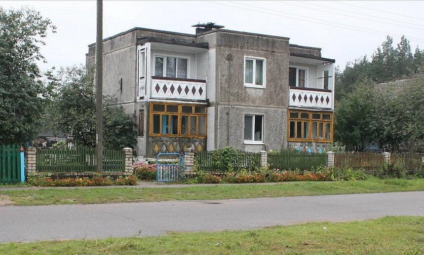 Дом Максима Мархалюка