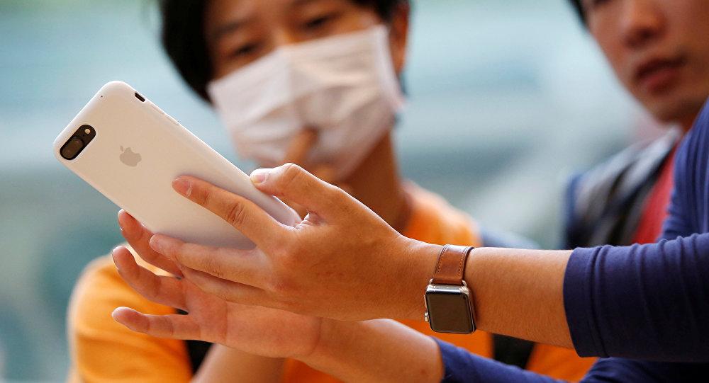 Непрошло инедели: зафиксирован 1-ый конфуз сновым iPhone 8 Plus