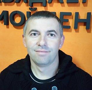 Начальник учебного авиационного отдела Центра специальной подготовки Евгений Король