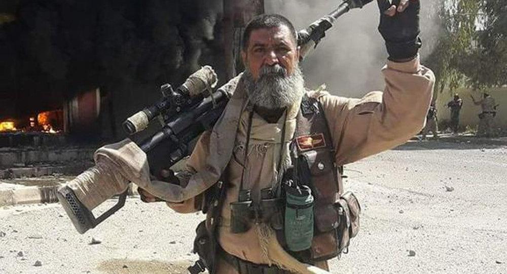 ВИраке умер  Охотник заигиловцами, который убил неменее  300 боевиков