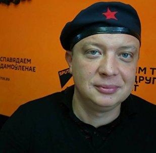 Политический эксперт Семен Уралов