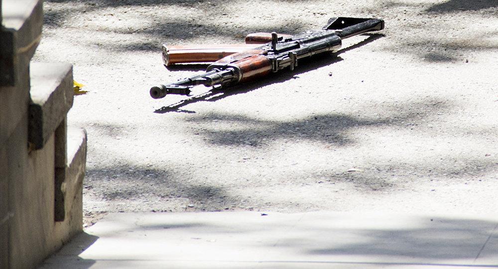 Мужчина открыл огонь вереванском медицинском центре «Армения»