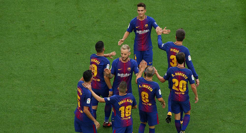ФК «Барселона» примет участие взабастовке вКаталонии вовторник