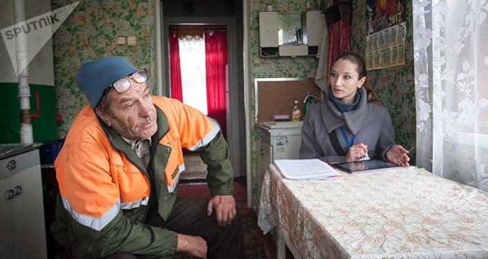 В Белоруссии подходит кконцу пробная перепись населения