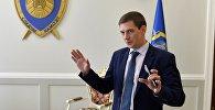 Начальник отдела информации и связей с общественностью Следственного Комитета РБ Сергей Кабакович