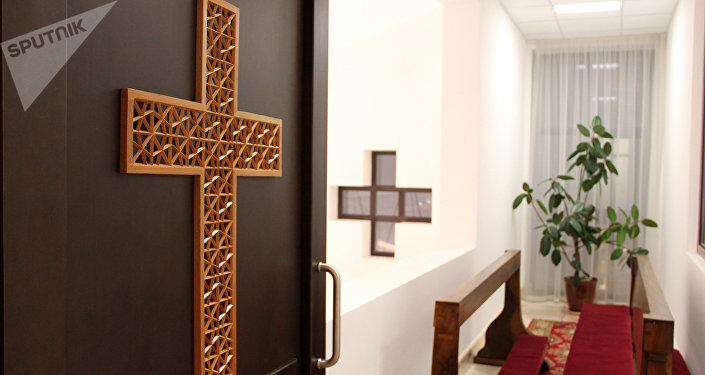 Новое здание посольства Ватикана в Беларуси