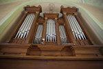 Вишневский орган имеет более чем столетнюю историю