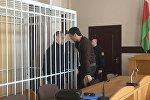 Обвиняемый в жутком ДТП на МКАД Андрей Радзивановский и его адвокат