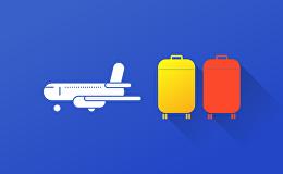 Новые нормы провоза багажа на самолётах Белавиа – инфографика на sputnik.by