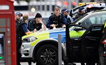 Сотрудники полиции в Лондоне, архивное фото