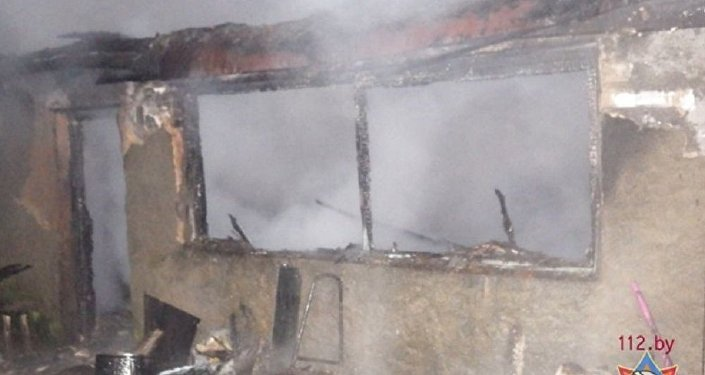 Впожаре вжилом доме вМогилевском районе погибли 4 человека