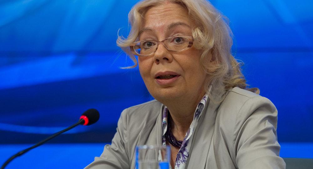 Член Коллегии (министр) по интеграции и макроэкономике, Евразиийской экономической комиссии Татьяна Валовая