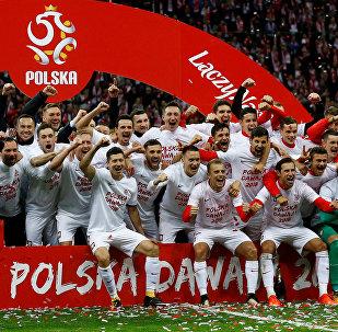 Сборная Польши по футболу пробилась на ЧМ-2018