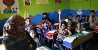 Уроки для ливанских беженцев в Германии