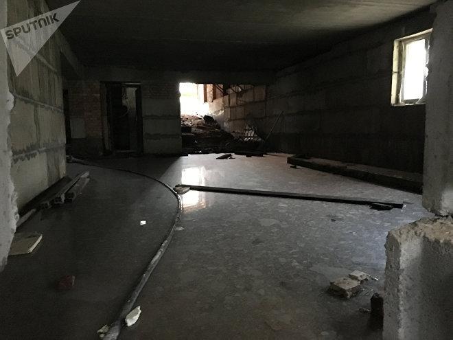 В подвале дома стала скапливаться вода