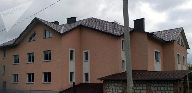 Трехквартирный дом Соловьянчик строил для себя и взрослых детей
