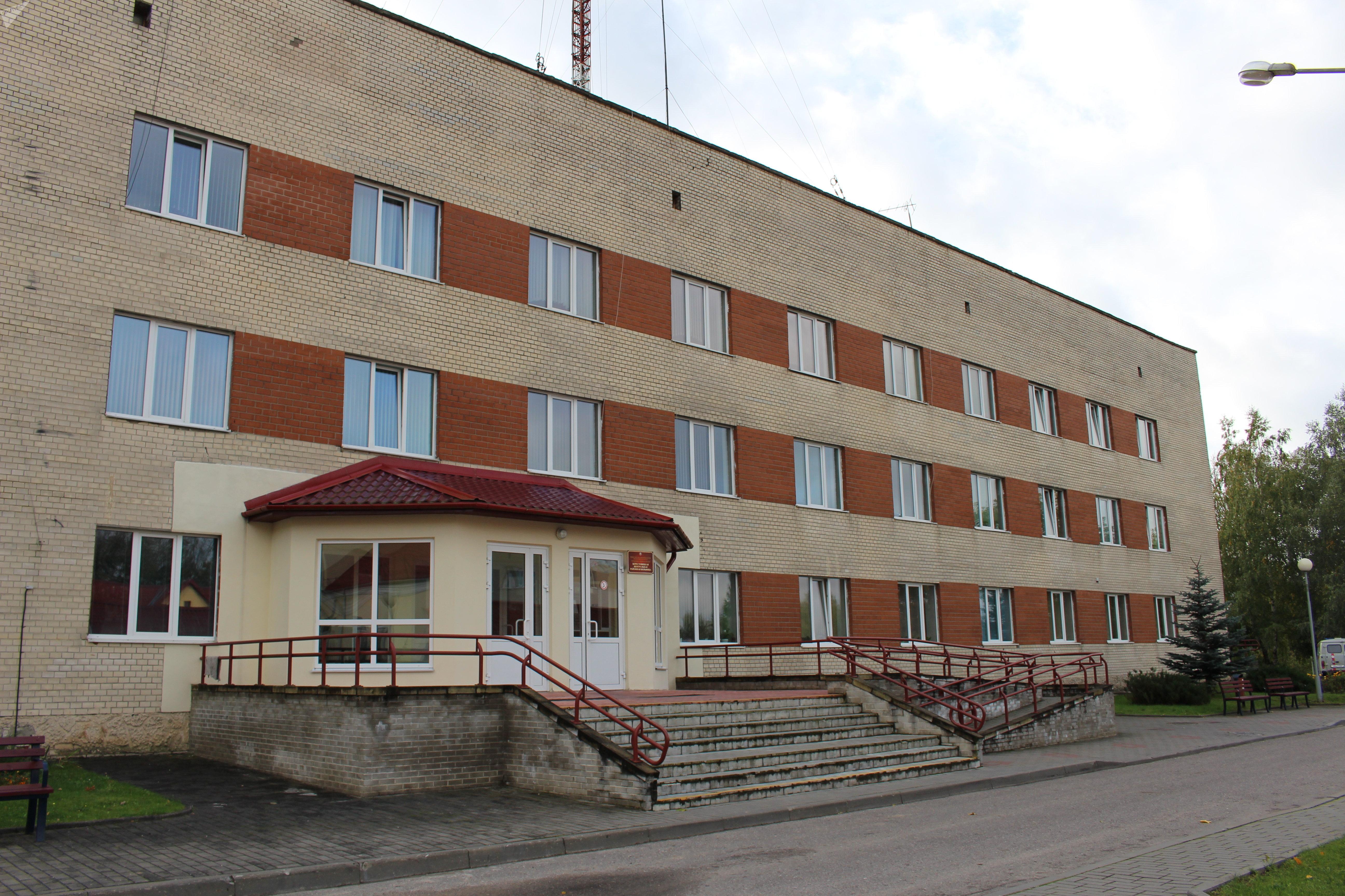 Больница в Берестовице, где лечили девятилетнего Владика Дудовского