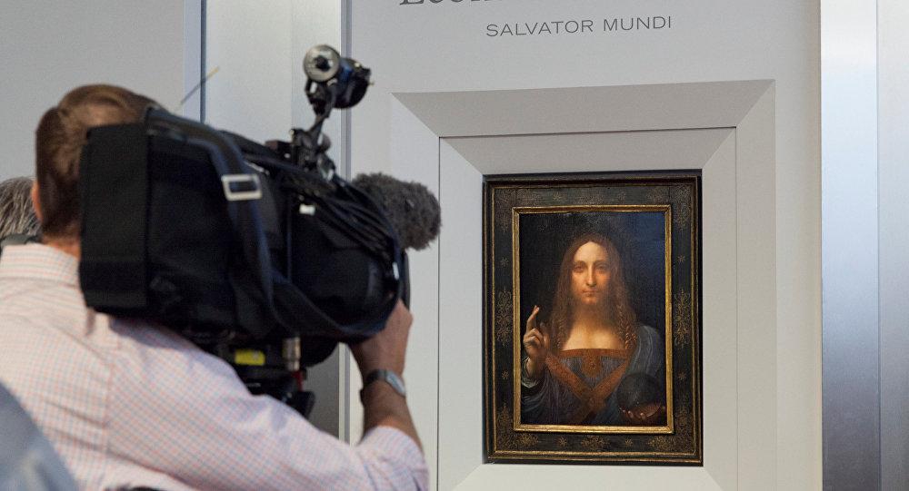 Картину Леонардо даВинчи продадут наторгах за100 млн долларов