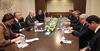 Встреча Александра Лукашенко с президентом Узбекистана Шавкатом Мирзиеевым