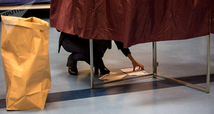 Второй тур региональных выборов во Франции
