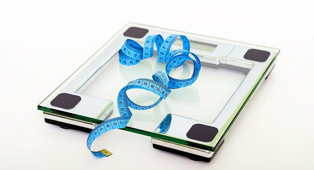 Напольные весы, архивное фото