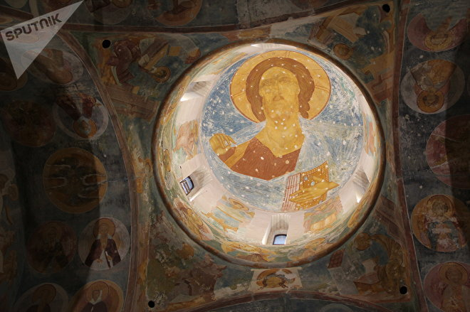 Роспись Ферапонтова монастыря