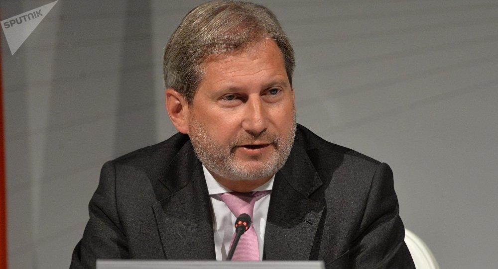 Министров иностранных дел восточного партнерства Йоханнес Хан