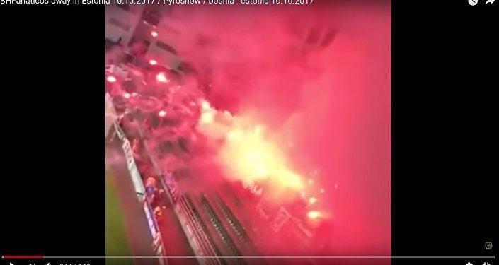ВТаиланде вратарь удалился праздновать победу ипропустил гол