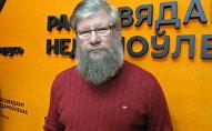 Врач-психотерапевт и нарколог, кандидат медицинских наук Дмитрий Сайков