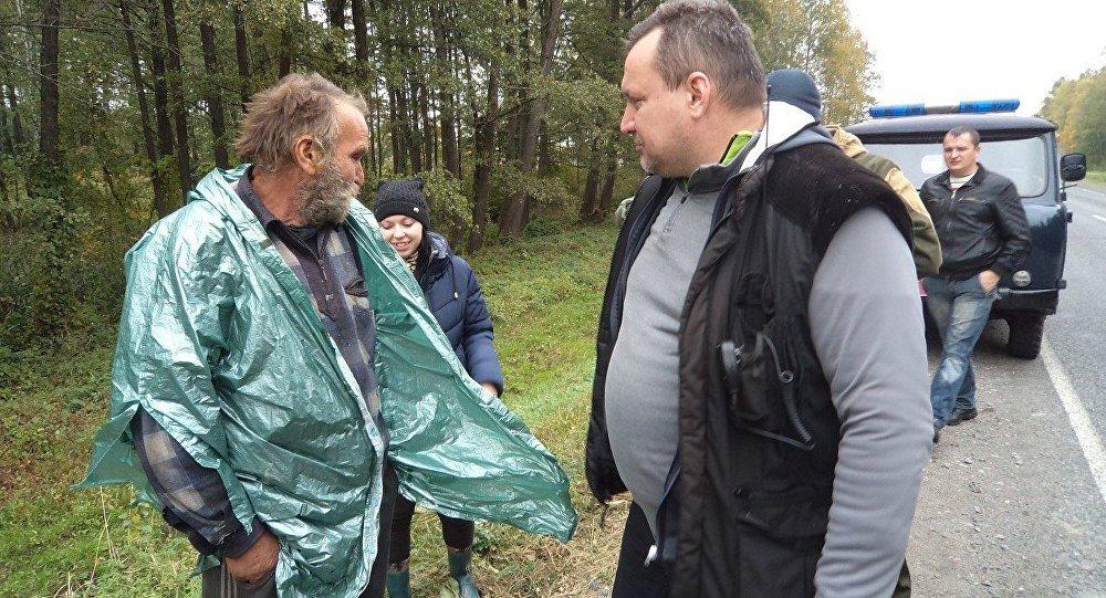 Волонтеры нашли Степана Хамутовского спустя три месяца пропажи