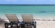 Доминиканский пляж, архивное фото