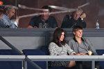 Футболист Андрей Аршавин и его спутница Алиса Казьмина, архивное фото