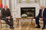 Встреча Александра Лукашенко с председателем парламента Азербайджана Октаем Асадовым