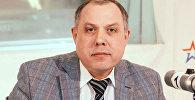 Палітолаг, намеснік дырэктара Нацыянальнага інстытута развіцця сучаснай ідэялогіі РФ Ігар Шатроў