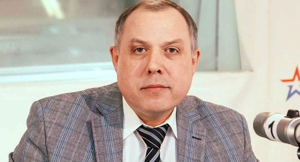 Политолог, заместитель директора Национального института развития современной идеологии РФ Игорь Шатров