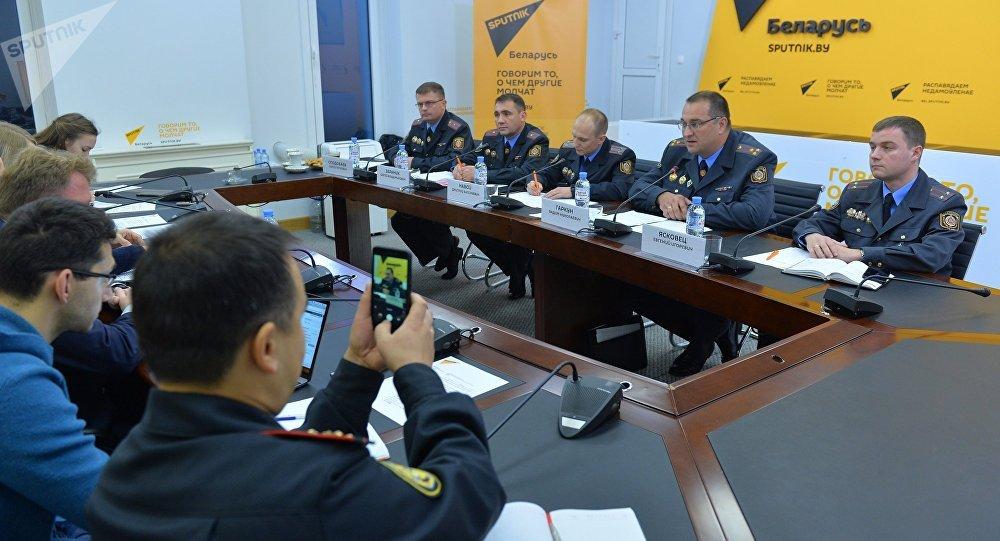 Прямая линия с руководством ГАИ Минска
