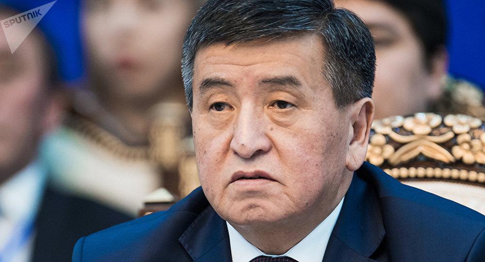 Президентские выборы вКиргизии выигрывает Сооронбай Жээнбеков— ЦИК