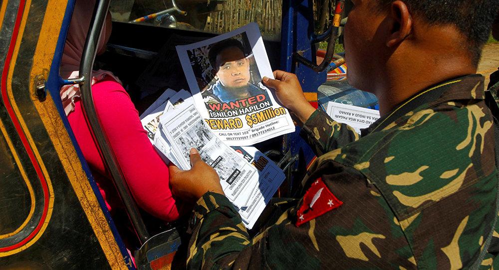 Марави освобожден оттеррористов— Президент Филиппин