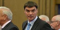 Министр по налогам и сборам Беларуси Сергей Наливайко