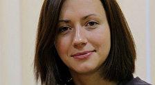 Координатор проектов Белтелерадиокомпании и Европейского Вещательного Союза Ольга Саламаха