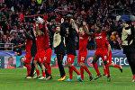Спартак крупно обыграл Севилью в Лиге чемпионов