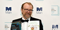 Американский писатель Джордж Сондерс стал обладателем Букеровской премии, фото с места событий