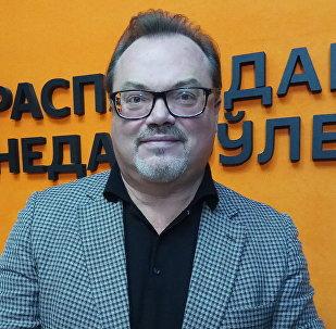 Прадзюсар нашумелага фільма Мацільда Аляксей Разанцаў