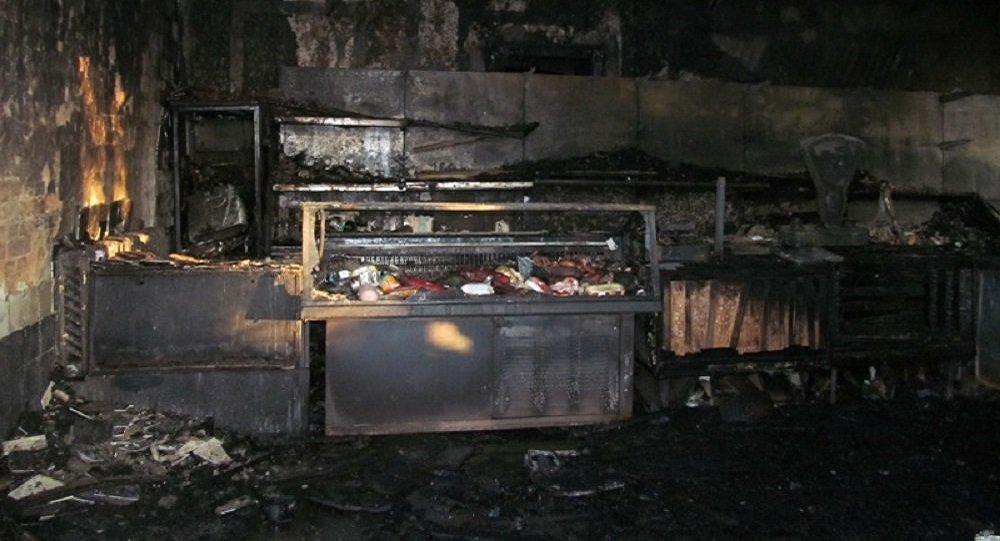 Операция «П»: завмаг устроила пожар, чтобы утаить большую недостачу