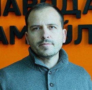 Тележурналист, публицист Константин Семин