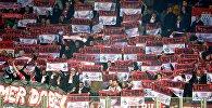 Внушительная армия болельщиков немецкого клуба