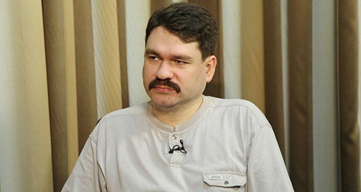 Политический эксперт, директор Центра политологических исследований Финансового университета при правительстве РФ Павел Салин