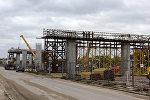 Большая стройка: уникальную транспортную развязку строят в Бресте